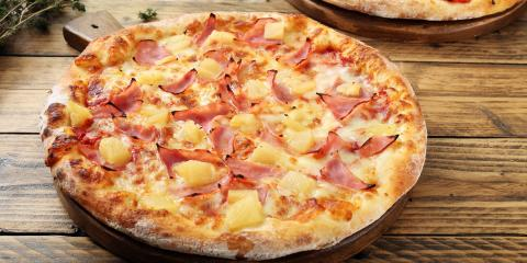 What's Hawaiian Pizza, & Where Did it Come From?, Jackson, New Jersey