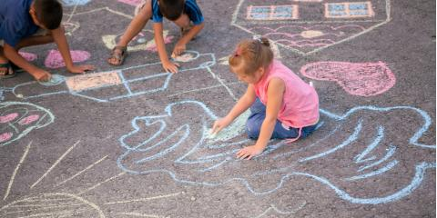 3 Activities Your Kids Can Play on an Asphalt Driveway, Kahului, Hawaii