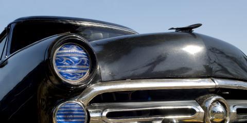 Antique Cars & the Flathead Ford® V-8 Engine, Charlotte, North Carolina