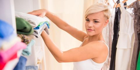 4 Easy Ways to Clear Out Your Closet, Flower Mound, Texas