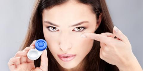 Tips on Properly Storing Your Contact Lenses, Stallings, North Carolina