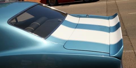 What Is Pinstriping & How Is It Used?, Charlotte, North Carolina
