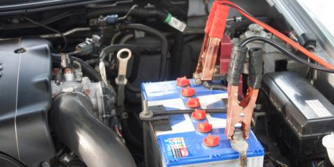 Auto Repair Specialist Explains How to Jump-Start Your Car, Oak Harbor, Washington