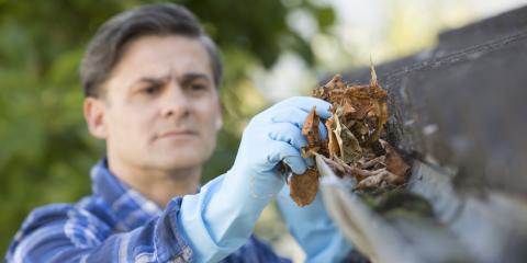 Why Should You Clean Your Gutters?, Guilford, Connecticut