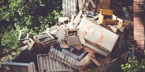 How Dumpster Rentals Can Help You Manage Home Clutter, Franklin, Connecticut