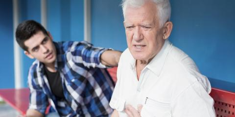 5 Early Signs of Heart Attack, Sublimity, Oregon