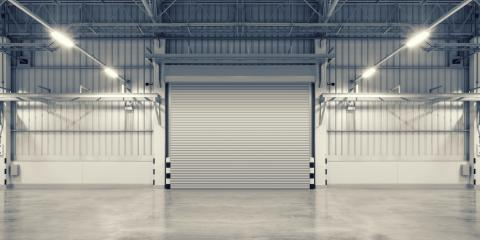 Which Commercial Garage Door Style Is Right for You?, Rochester, New York
