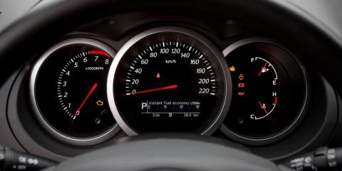 Auto Maintenance Experts Explain the Meaning of 3 Dashboard Lights, East Franklin, Pennsylvania