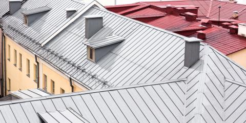 The Pros & Cons of Metal Roofing, Dothan, Alabama