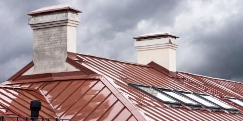 How to Choose the Best Color for Your Metal Roofing, Folkston, Georgia