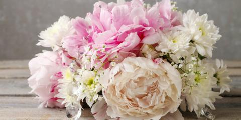 4 Bouquet Design Tips, Lexington, South Carolina