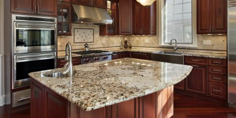 Deciding Between Slab Granite & Tiles for Your Custom Countertop, Anchorage, Alaska