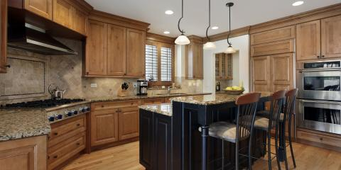 3 Tips for Choosing a Kitchen Cabinet Color, Anchorage, Alaska