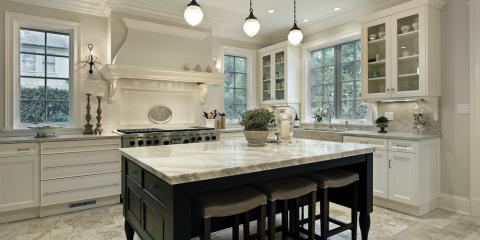 3 Tips for Matching Kitchen Cabinets & Countertops, Manhattan, New York
