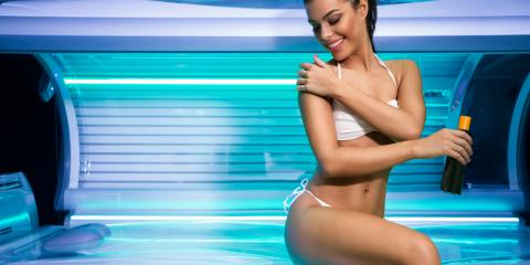 Unlimited Tanning Any Level Bed Only $48.88 at Spa TAN, Chesterfield, Missouri