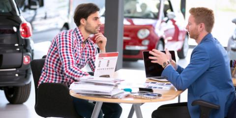 The Importance of Good Credit When Buying at a Car Dealership, Brookhaven, New York