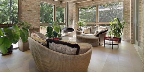 4 Benefits of Sunrooms, Trinity, North Carolina