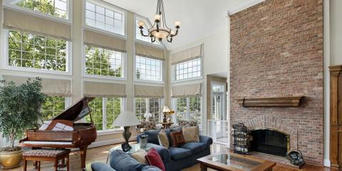 3 Interior Painting Ideas for Complementing a Brick Fireplace, Creve Coeur, Missouri
