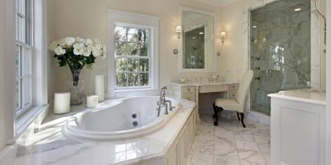 3 Ways to Incorporate Marble Into a Bathroom Remodeling Project, Richmond, Kentucky