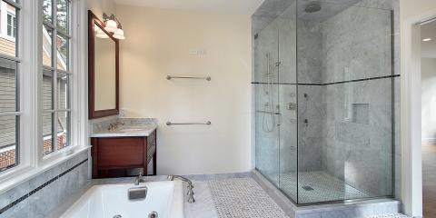 3 Shower & Tub Ideas for Your Bathroom Remodel, Concord, North Carolina