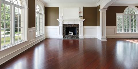 3 Steps to Clean Your Hardwood Floors, Providence, Rhode Island