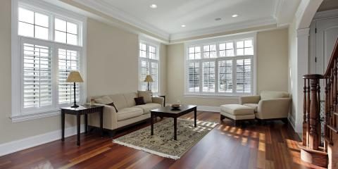 3 Tips for Matching Hardwood Floors With Your Walls, Winston, North Carolina