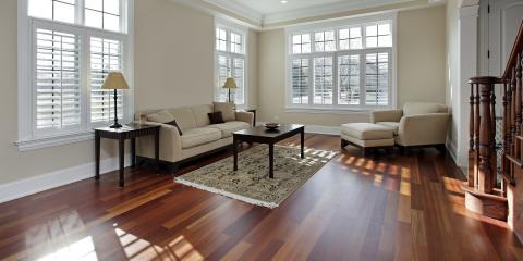 3 Ways to Prevent Hardwood Floors From Fading, Chesterfield, Missouri