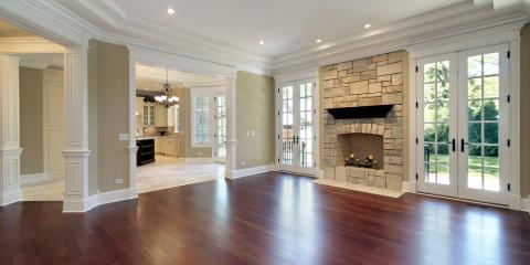 Experts Explain Choosing the Perfect Flooring for Your Living Room Makeover, Richmond, Kentucky