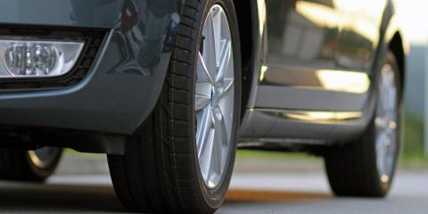 3 Reasons Why Your Tire Tread Is Uneven, Anchorage, Alaska