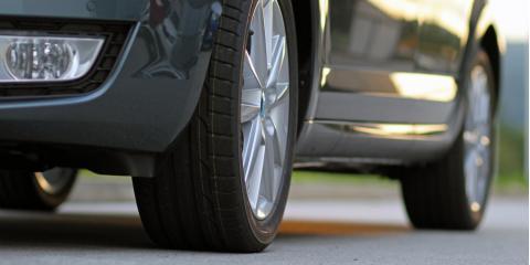 Top 3 Reasons to Buy New Tires, Kannapolis, North Carolina