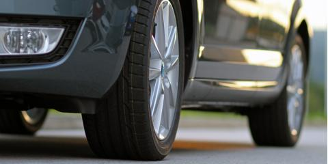 3 Ways to Determine When to Get New Tires, Greensboro, North Carolina