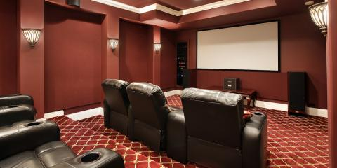 5 Features to Include in Your Custom Home Theater, Chillicothe, Ohio