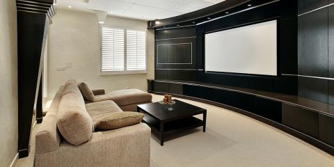 4 Benefits of a Home Theater Installation , Pleasant Grove, Ohio