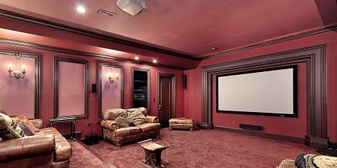 4 Tips for Designing the Perfect Basement Home Theater, North Canton, Ohio