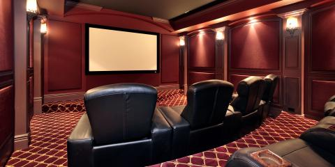 Avoid These 4 Home Theater Mishaps, West Carrollton, Ohio