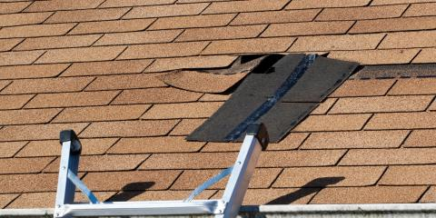 4 Roof Issues That Commonly Follow a Storm, Buford, Georgia