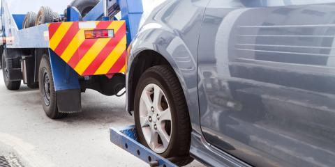 3 Reasons to Call a Tow Truck When Your Car Breaks Down, Hamilton, Ohio