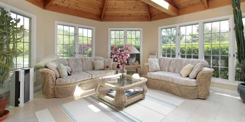 How to Furnish & Decorate Your Sunroom, St. Peters, Missouri