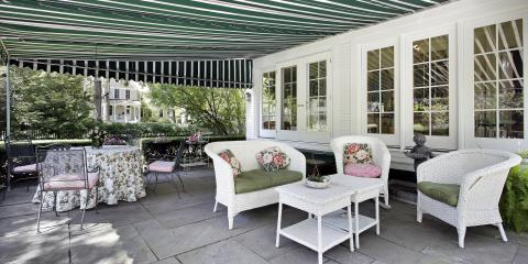 Fixed Awnings vs. Retractable: Which Is Best?, Forest Park, Ohio
