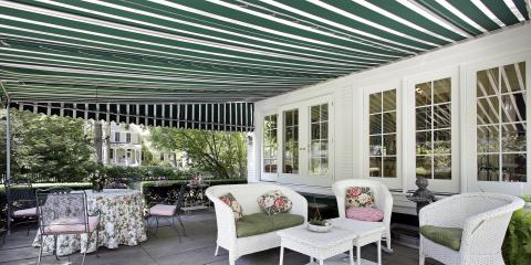 3 Tips on Caring for Your Retractable Awning, Rochester, New York