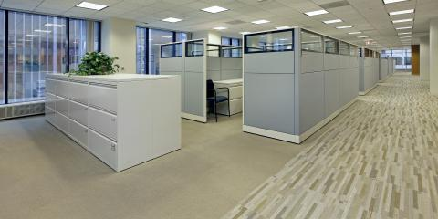 How to Maintain Your Office Carpet, Anchorage, Alaska