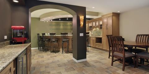3 Flooring Options for Your Basement Renovation, North Canton, Ohio