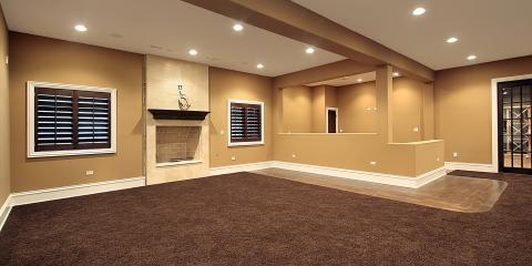 A Brief Guide to Basement Flooring, Forest Lake, Minnesota