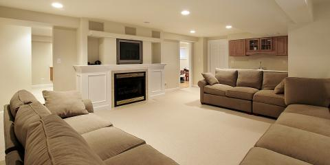 Top 3 Ideas for Basement Projects, Anchorage, Alaska