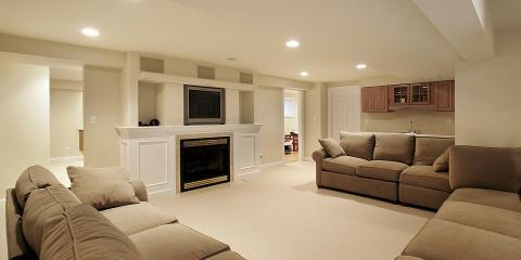 What HVAC Options Are Available for Finished Basements?, Green, Ohio