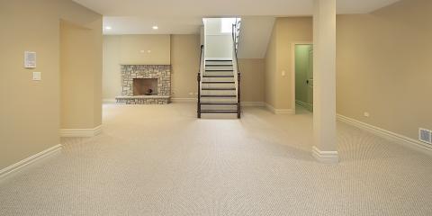 What Flooring Materials Work in Basements?, Fridley, Minnesota