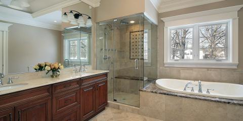 5 Ways to Incorporate Glass in Bathrooms, Kalispell, Montana