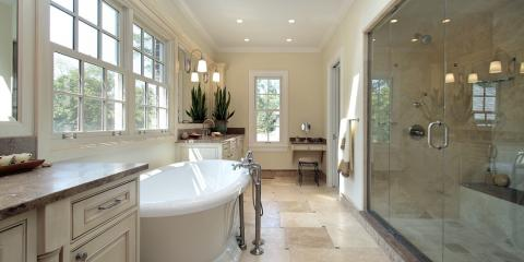 How to Turn Your Master Bathroom Into a Spa-Like Retreat, Milford, Connecticut