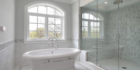 Shower Doors, Mirrors, & More: Using Custom Bathroom Glass, Kalispell, Montana