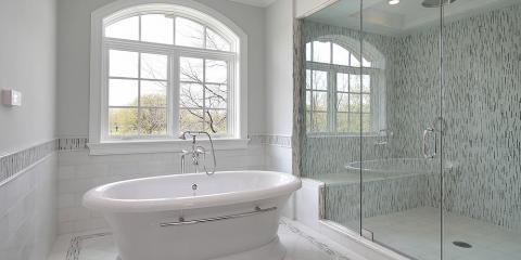 3 Benefits of Glass Shower Doors, Mount Healthy, Ohio